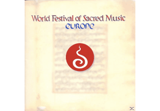 VARIOUS - World Festival Of Sacred Music - (CD)