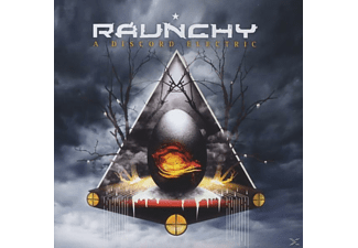 Raunchy - A Discord Electric - (CD)