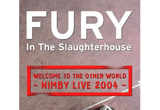 Fury In The Slaughterhouse - Welcome To The Other World-Nimby Live '04 [CD + Bonus-CD]