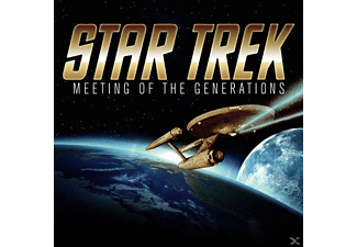 "Soundtrack ""star Trek"" - Meeting Of The Generations - (CD)"