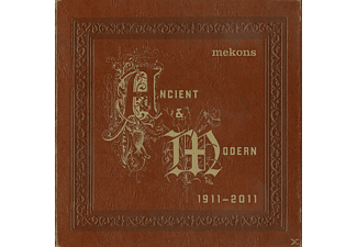 Mekon - Ancient & Modern 1911-11 [CD]