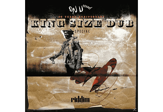 VARIOUS - King Size Dub-On U Sound [CD]