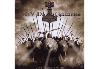 Xiv Dark Centuries - Gzit Dar Faida - (CD)