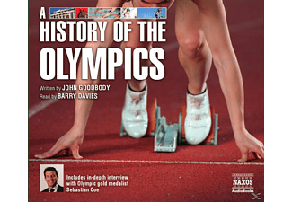 A History of the Olympics - 6 CD - Hörbuch