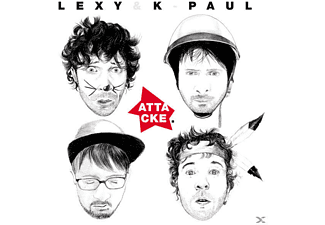 Lexy & K-Paul - Attacke (Limited Edition) [CD]
