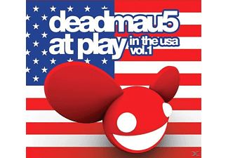 Deadmau5 - At Play In The Usa Vol.1 [CD]