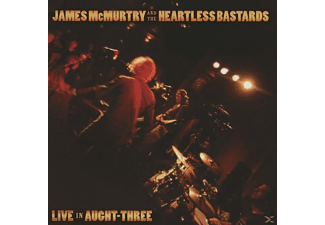 James McMurtry & The Heartless Bastards - Live In Aught-Three - (CD)