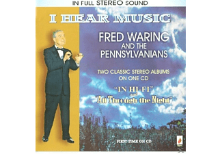 Fred Waring - I Hear Music - (CD)