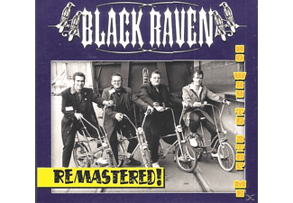 Black Raven - No Way To Stop Me-I'm On Rock'n'roll (Remastered - (CD)