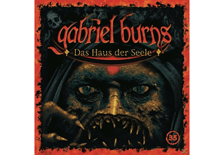 Burns Gabriel - 35/Das Haus Der Seele (Remastered Edition) - (CD)