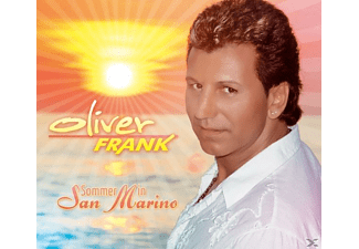 Oliver Frank - Sommer In San Marino [Maxi Single CD]