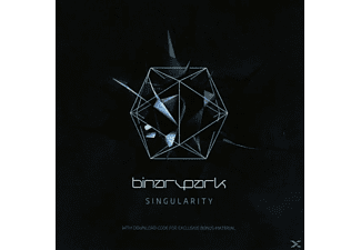 Binary Park - Singularity - (CD)