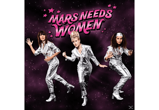 Mars Needs Women - Mars Needs Women (Lp+Album Cd) [LP + Bonus-CD]