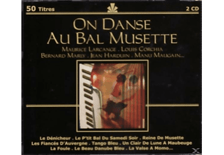 VARIOUS - On Danse Au Bal Musette [CD]