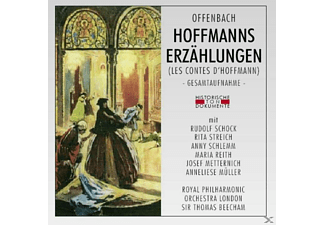 Royal Philharm.Orch.London - Hoffmanns Erzählungen - (CD)
