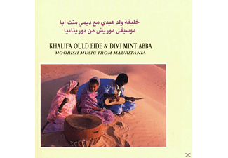 Dimi Mint Abba - Moorish Music From Mauritania - (CD)