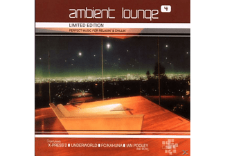 VARIOUS - Ambient Lounge Vol.4 - (CD)