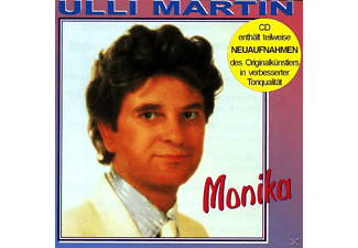 Ulli Martin - Monika (Enthält Re-Recordings) [CD]