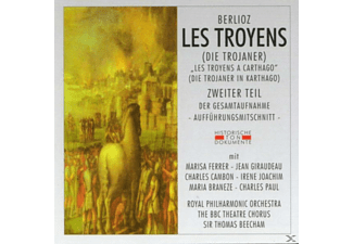 Rpo - Les Troyens-Zweiter Teil [CD]
