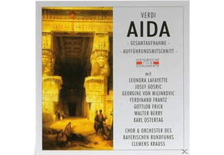 ORCH.D.BAYER.RUNDFUNKS - Aida [CD]