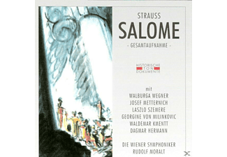 Wsy - Salome - (CD)