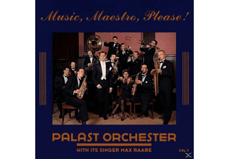 Palast Orchester - Music, Maestro, Please! [CD]