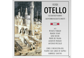 Coro E Orch.Del Teatro San Car - Otello - (CD)