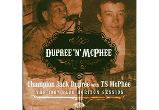 Champion Jack Dupree - 1967 Blue Horizon Session [CD]