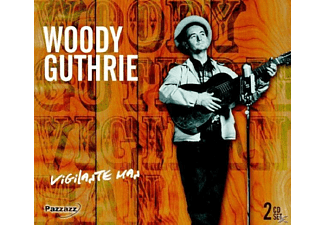 Woody Guthrie - Vigilate Man - (CD)