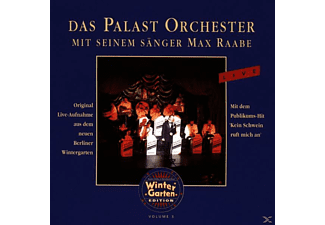 Palast Orchester, Palast Orchester & Max Raabe - Live - (CD)