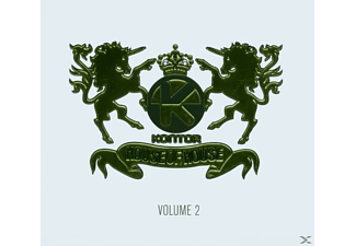 VARIOUS - Kontor-House Of House Vol.2 - (CD)