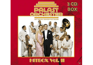 Palast Orchester, Palast Orchester & Max Raabe - Hitbox Vol.2 [CD]