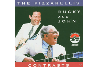 Pizzarelli,Bucky & Pizzarelli,John - Contrasts [CD]
