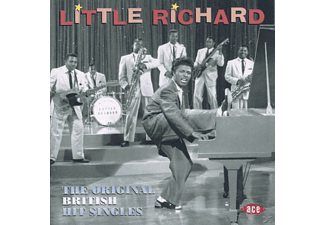 Little Richard - Original British Hit Singles [CD]