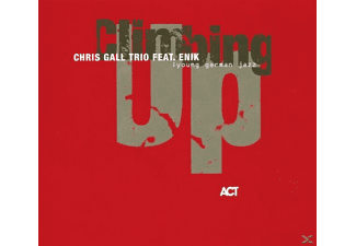 Chris Gall - Climbing Up - (CD)