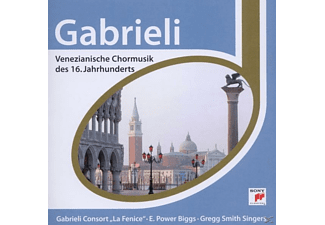 Gregg Smith Singers - Gabrieli In San Marco-Music For A Capella Choirs - (CD)