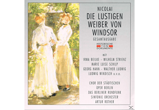 Rother - Lustige Weiber V.Windsor (Ga)'43 [CD]