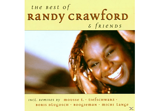 Randy Crawford - Best Of...&Friends (New Version) [CD]