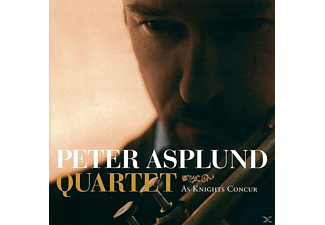 Peter Asplund - As Knights Concur - (CD)