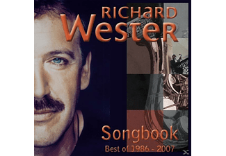 Richard Wester - Songbook-Best Of 1986-2007 - (CD)