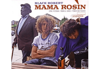 Mama Rosin - Black Robert [CD]