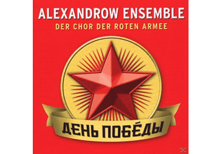 Alexandrow Ensemble - Djen Pobedy [CD]