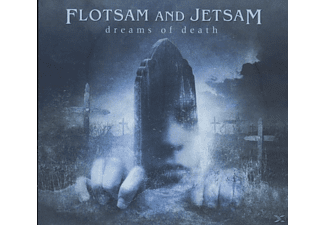 Flotsam  Jetsam - Dreams Of Death - (CD)