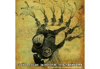 Chaos Engine Research - The Legend Written By An Anonymus Spirit Of Silenc [CD]
