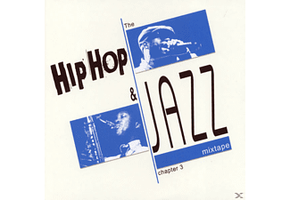 VARIOUS - Hip Hop And Jazz Mixtape Chapter 3 - (CD)