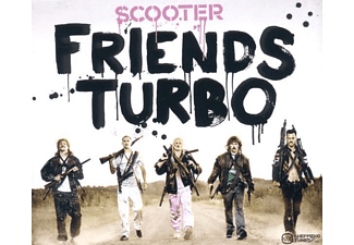 Scooter - Friends Turbo - (5 Zoll Single CD (2-Track))