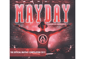 VARIOUS - Mayday 2012 - Made In Germany - (CD)