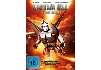 Captain Usa-The Iron Soldier - (DVD)