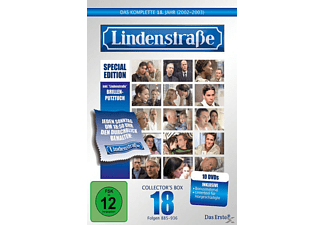 Lindenstraße Collector's Box Vol.18 (Ltd.Edition) - (DVD)