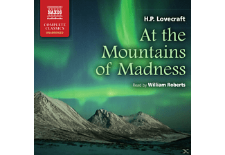 At the Moutains of Madness - 4 CD - Hörbuch